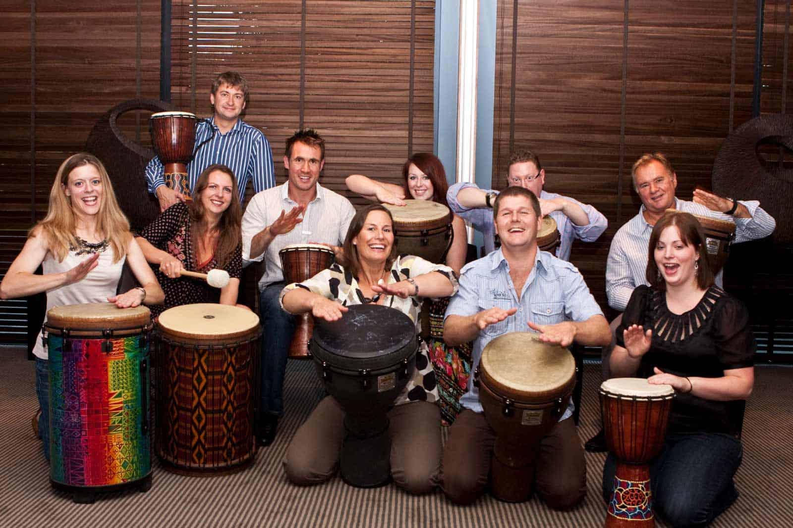 Drumming workshops