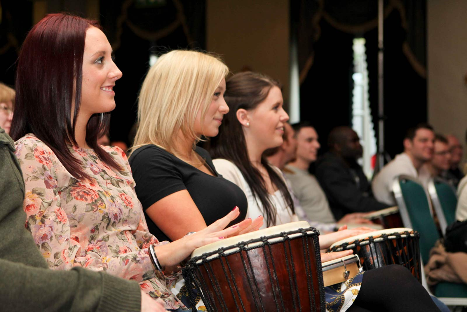 Drumming events